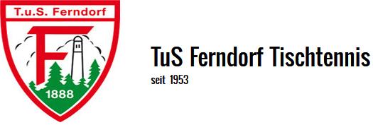TuS Ferndorf Tischtennis